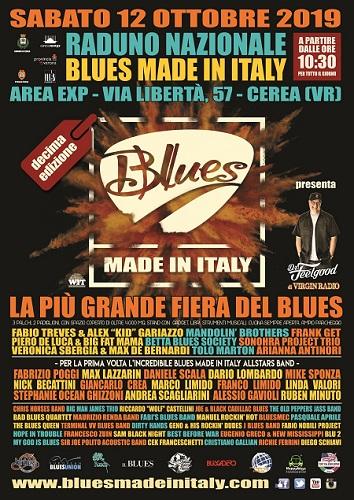 10° edizione del raduno nazionale Blues Made In Italy – la ...